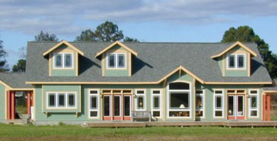Panelized Passive Solar House Plans Floor Plans