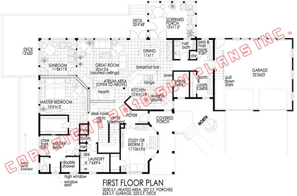 Excellent house plans with atrium pictures best for House plans with atrium in center