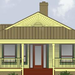 French quarter home plans floor plans for French quarter house plans