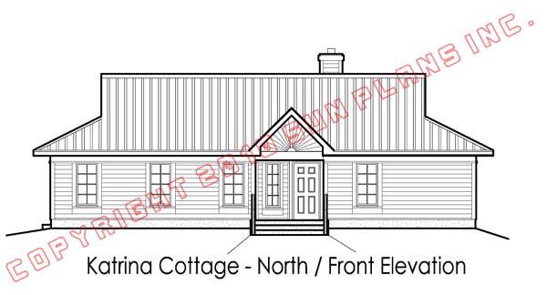 Sun Plans :: Katrina Cottage