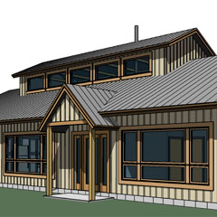 Clerestory house plans design news home design and style for Clerestory house designs